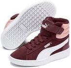 Puma Vikky V2 Mid Fur PS Tennarit, Red