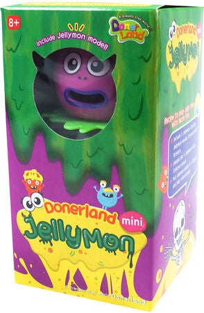 Donerland Jelly Monster Mini Jellymon Slimehirviö