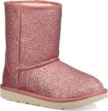 UGG Classic Short II Glitter Kids Boots Saappaat 067b9a1e7e