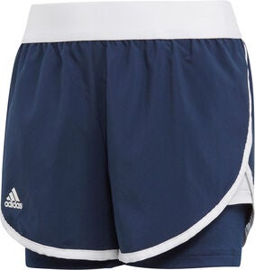 Adidas Girls Club Shortsit, Navy