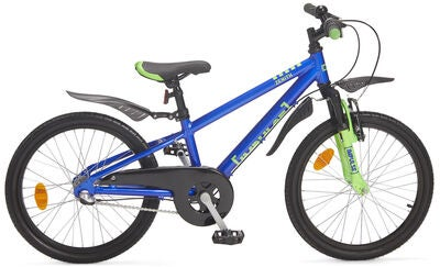 Impulse Premium Zenith Mountainbike 20 tuumaa, Blue/Green