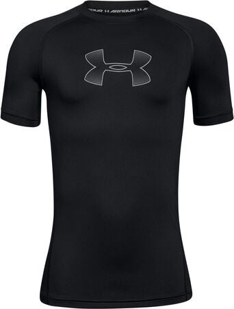 Under Armour SS Treenipaita, Black
