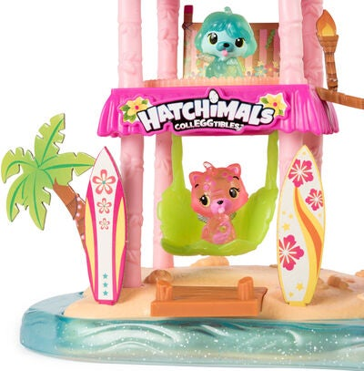 Hatchimals Colleggtibles Tropical Party Leikkisetti