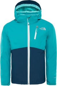 The North Face Snowquest Insulated Takki, Kokomo Green