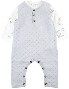 Fixoni Jumpsuitpakkaus, Soft Blue