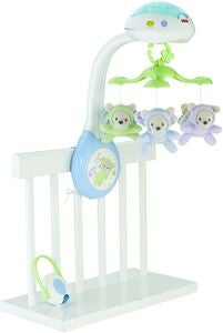 Fisher-Price Butterfly Dreams 3-In-1 Mobile