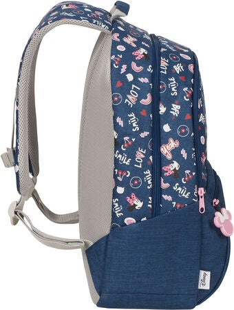 Samsonite Funtime Minni Hiiri Reppu 24L, Blue