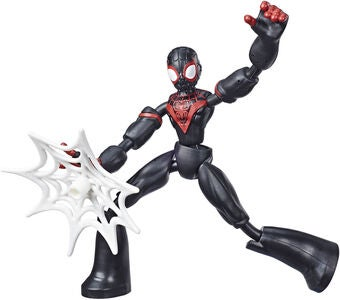 Marvel Spider-Man Bend And Flex Miles Morales