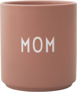 Design Letters Favourite Kuppi Mom, Nude