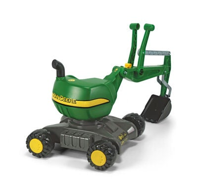Rolly Toys Digger JD Kaivinkone, Vihreä