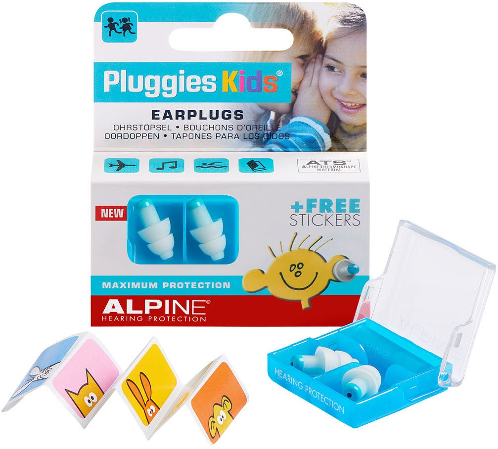 Alpine Pluggies Kids Korvatulpat