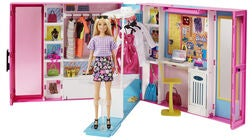 Barbie Dream Closet Nukke
