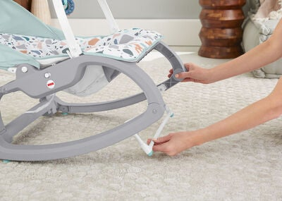 Fisher-Price Deluxe Infant-to-Toddler Sitteri