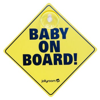 Baby On Board Kyltti