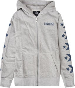 Converse Chevron Huppari, Dark Grey Heather/Navy
