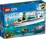 LEGO City Great Vehicles 60221 Sukellusjahti