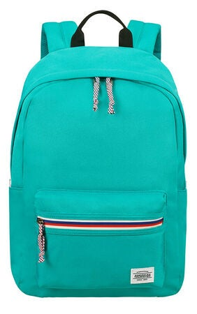American Tourister Upbeat Zip Reppu 19.5L, Turquoise