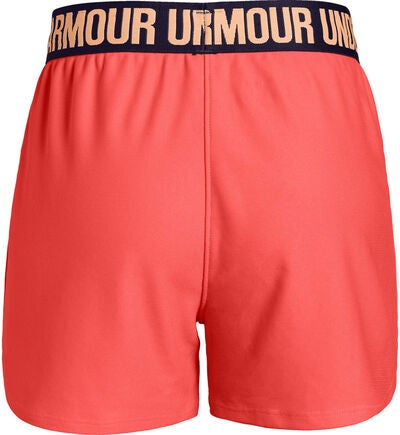Under Armour Play Up Shortsit, After Burn