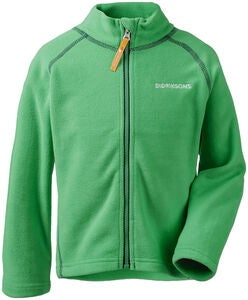Didriksons Monte Fleecetakki, Bright Green