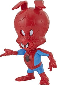 Marvel Spider-Man Hahmo Squishy Hero Action Spider-Ham