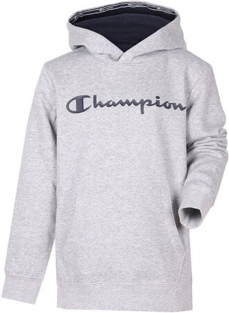 Champion Kids Huppari, Gray Melange Light