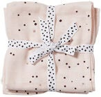 Done By Deer Liinat Dreamy Dots 120x120 2-pack, Powder