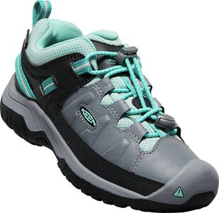 KEEN Targhee Low WP Lenkkarit, Grey/Wasabi