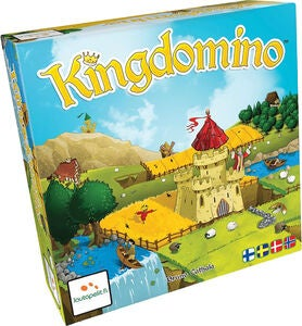 Kingdomino Peli