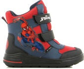 Marvel Spider-Man Talvikengät, Navy/Red