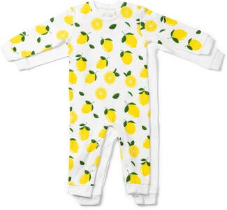 Tiny Treasure Maxime Jumpsuitit 2-pack, White