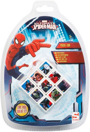 Marvel Spiderman Palapelikuutio