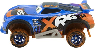 Disney Cars XRS Mud Racing Leluauto, RPM