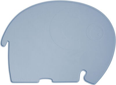 Sebra Fanto the Elephant Ruokailualusta, Powder Blue