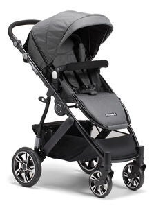 Moweo Curro Lux 4 Lastenrattaat, Grey