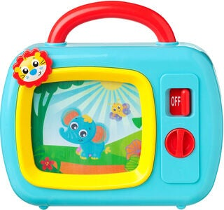 Playgro Sights And Sounds Music Box Tv Aktiviteettilelu