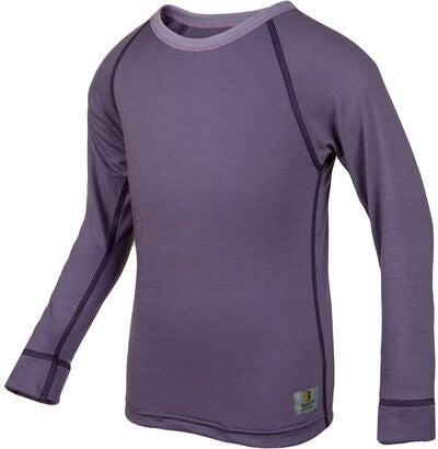 Janus Lightwool Sport Villapaita, Purple Cadet