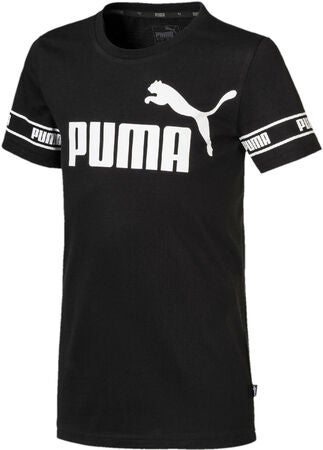 Puma Amplified T-Paita, Black