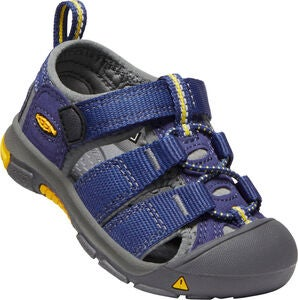 KEEN Newport H2 Toddlers Sandaalit, Blue Depths/Gargoyle