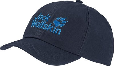 Jack Wolfskin Baseball Lippalakki, Night Blue