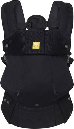 Lillebaby Complete All Seasons Kantoreppu, Black