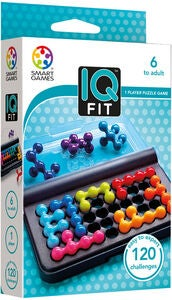 Smart Games Peli IQ Fit