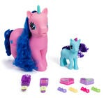 Wonder Pony Land Perhe