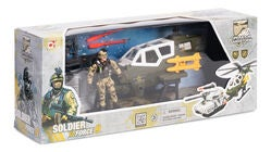 Soldier Force 9 Rapidfire Helikopteri