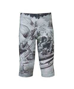 LEGO Wear Porta 313 Leggingsit, Grey Melange