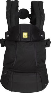 Lillebaby Carryon All Seasons Black Kantoreppu, Black