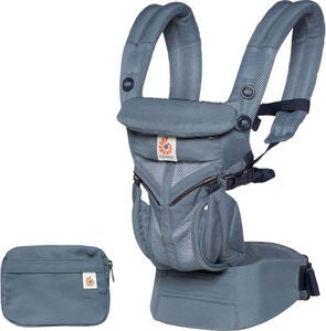 Ergobaby Omni 360 Kantoreppu Cool Air, Oxford Blue