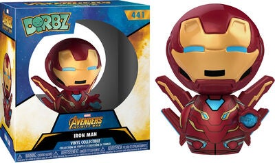 Dorbz Marvel Avengers Infinity War Keräilyhahmo Iron Man Wings