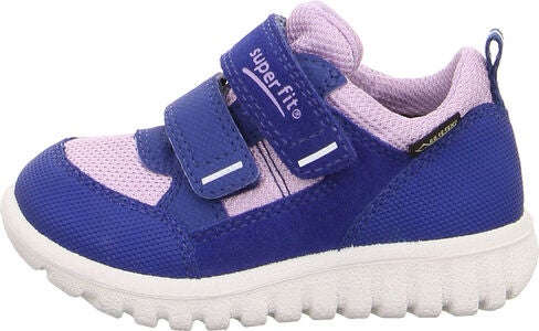 Superfit Sport7 Mini Lenkkarit, Blue/Violet