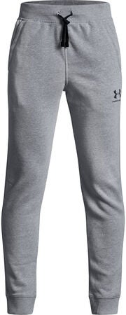 Under Armour Fleece Jogger Housut, Steel