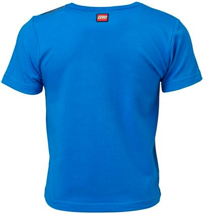LEGO Wear Tod 609 T-paita, Medium Blue